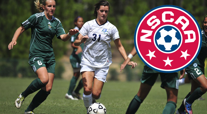 GC Soccer's Veilleux Named NSCAA All-Region