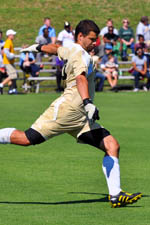 Dan Louisignau was named America East Goalkeeper of the Year on Thursday.