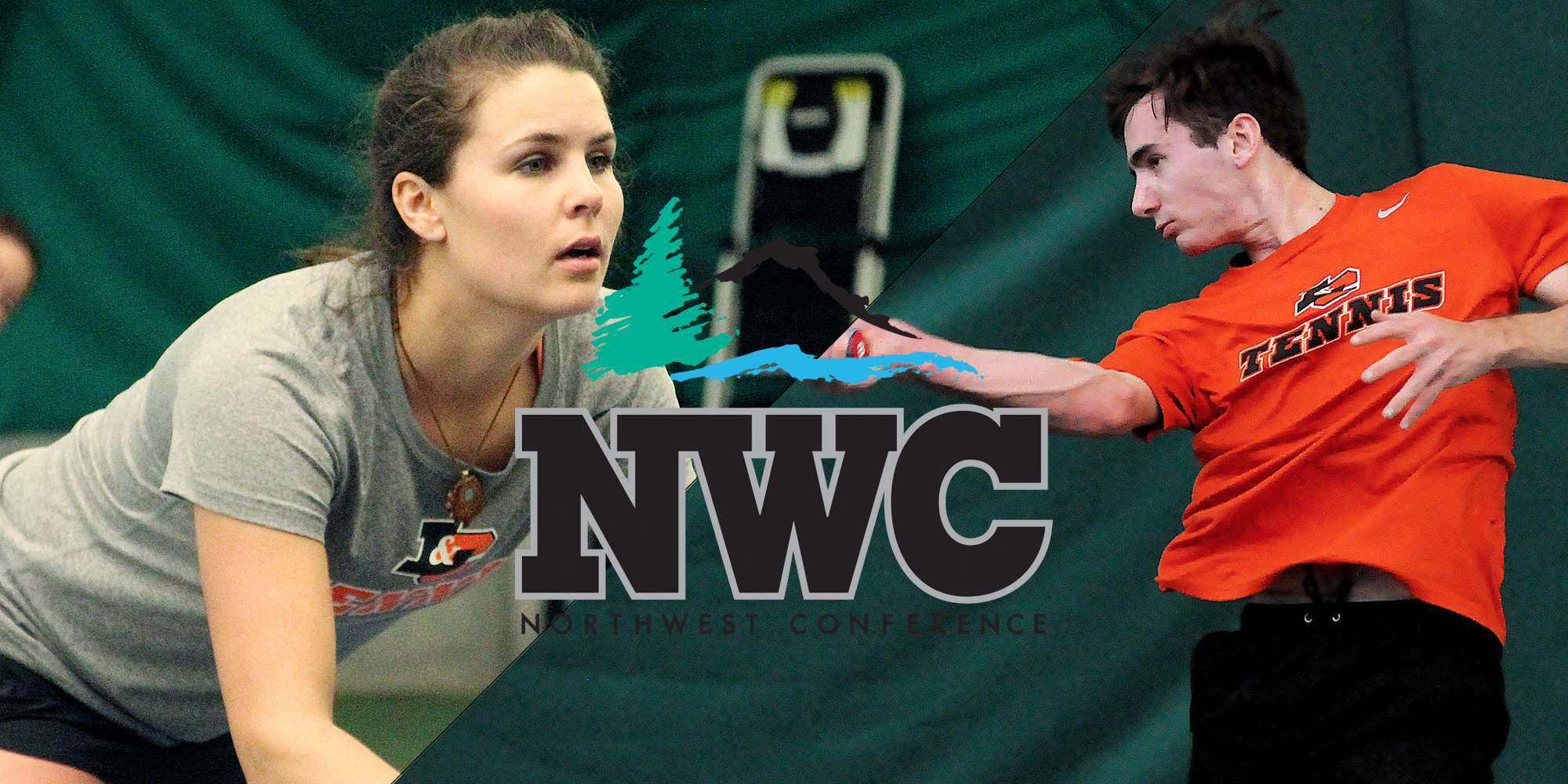Incerpi, Powell sweep NWC weekly tennis honors