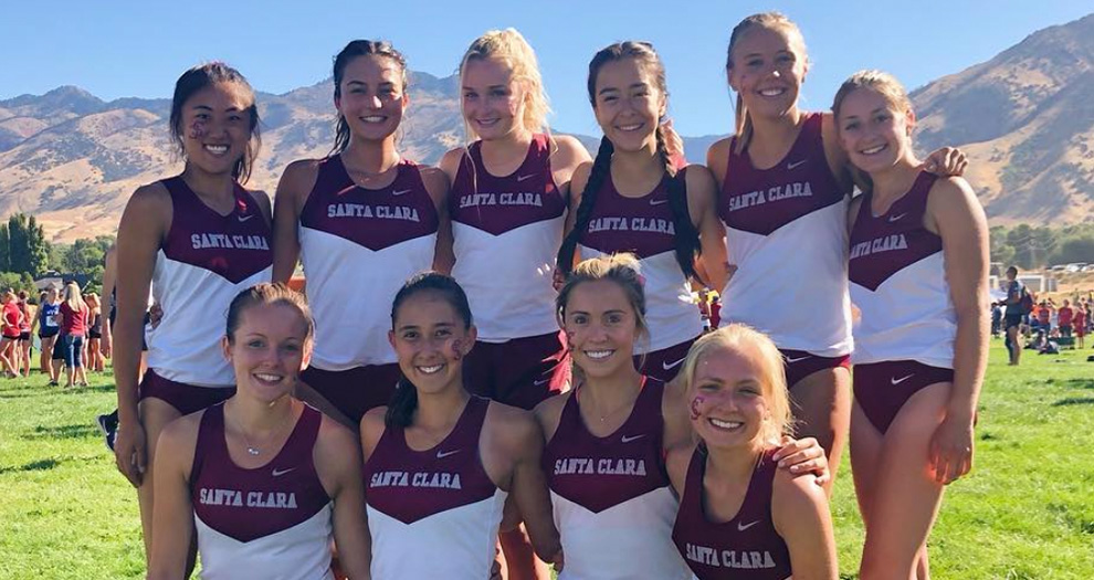Santa Clara's women took third place and topped a West Coast Conference foe in Pacific on Saturday afternoon.