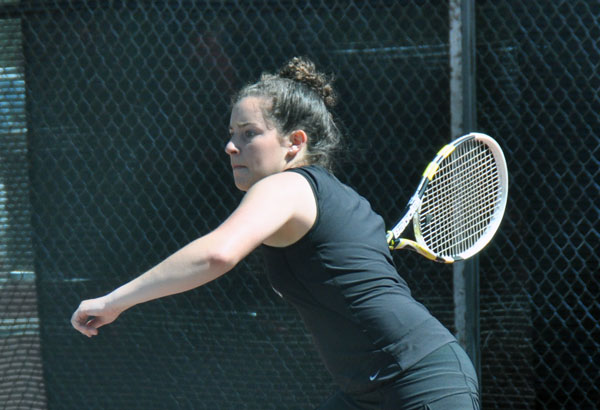 Women's Tennis: Huntingdon sweeps Panthers in GSAC match