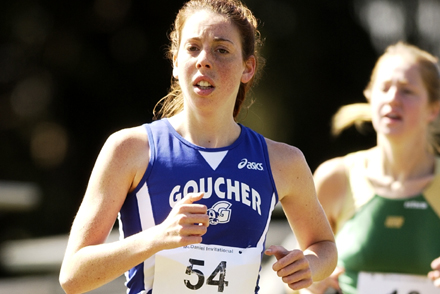 Couraud, Shaw Finish Among Top 10 Runners
