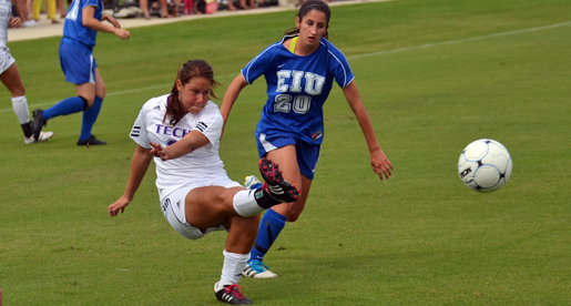 Soccer team travels north for OVC road test in Kentucky
