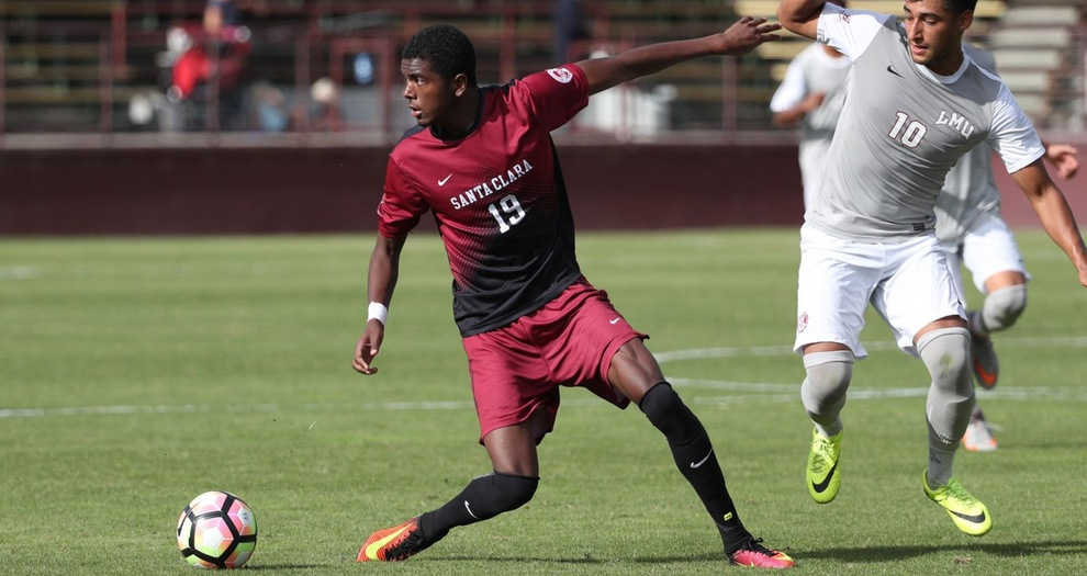 Final Exhibition on Tap for Men's Soccer Sunday