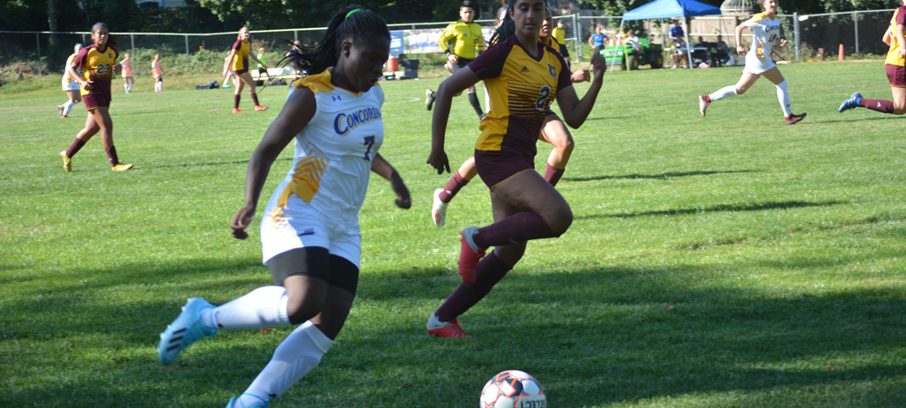 Women's Soccer Edged At Jefferson, 4-0