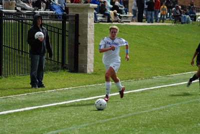 Concordia women's soccer clobbers Rockford