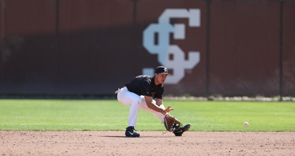 Baseball Travels for a Weekend Series Against Pepperdine