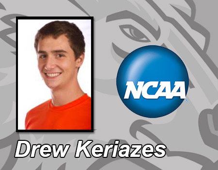 Drew Keriazes shatters school record in 200 breast on final day of NCAA III Men's Swimming & Diving Championships
