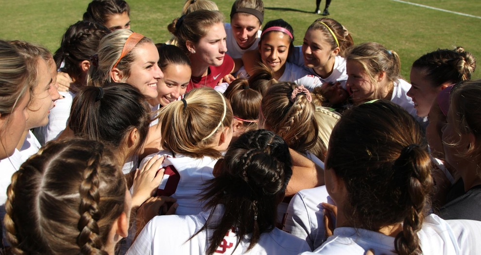 No. 20 Women's Soccer Hosts San Francisco Saturday for Senior Day