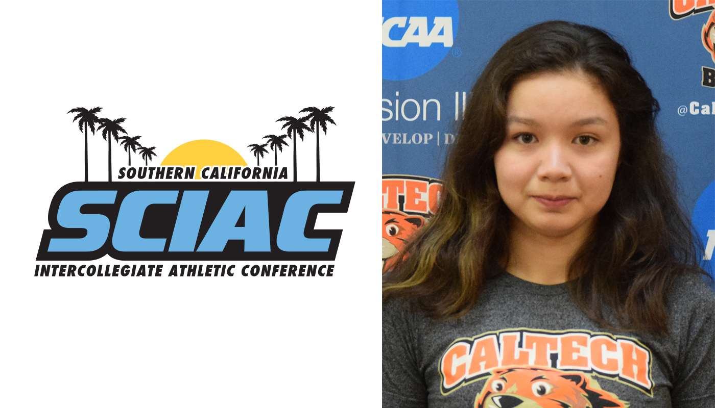Zhou Named SCIAC Women's Tennis Athlete of Week