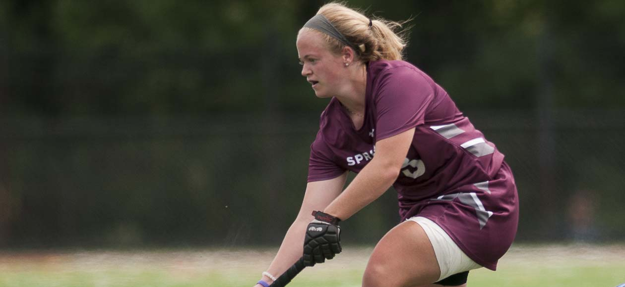 Field Hockey Closes Out Regular Season with 1-0 Win Over WPI