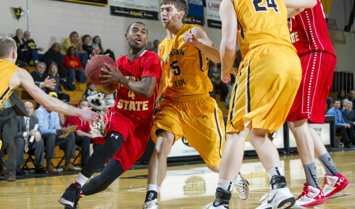 Ferris State Pulls Out Overtime Road Win In Michigan's Upper Peninsula