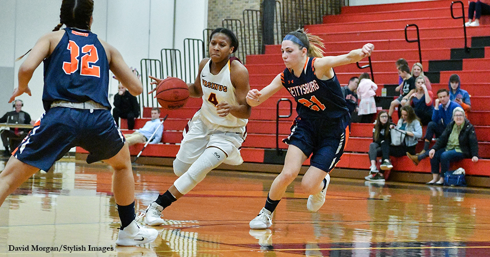 Women's Basketball Defeated in CC Semifinals