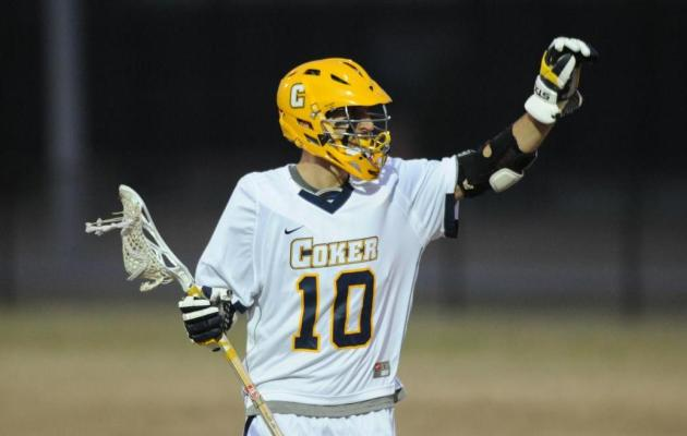 Coker Lacrosse Game Moved to Charlotte
