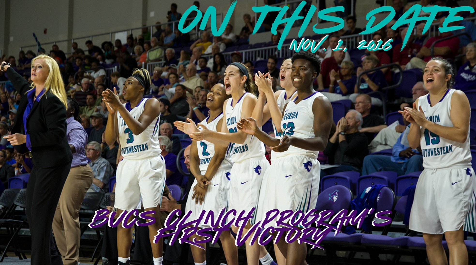 On This Date In FSW Athletics History: Bucs Clinch Program's First Victory