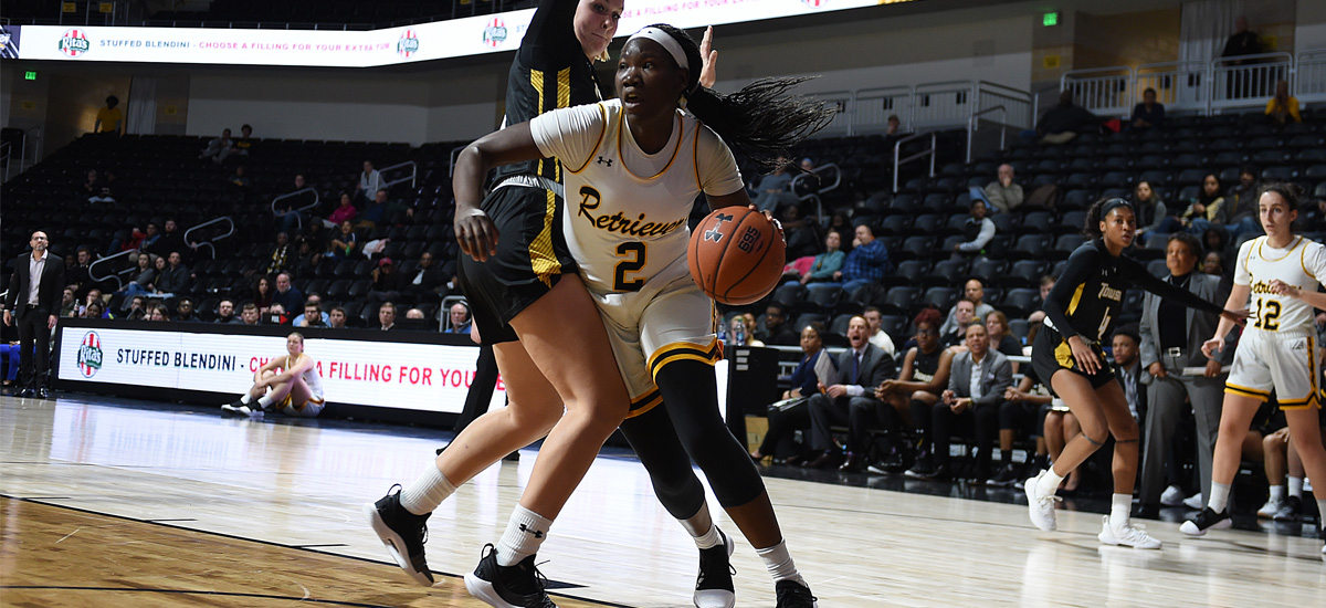 Retrievers Suffer First Setback of the Year in 71-62 Loss to Towson on Tuesday