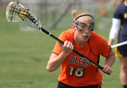 Lacrosse Season Ends in 1st Round of GLIAC Tourney