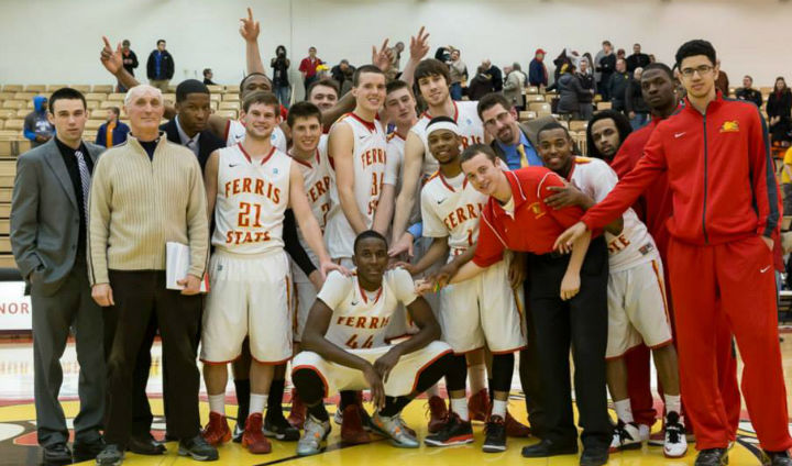 Ferris State Caps Off Season With Senior Day Victory In McAfee's Final Collegiate Contest