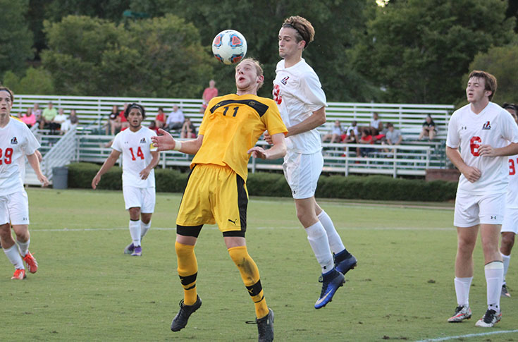 Men's Soccer: Birmingham-Southern breaks away in second half to down Panthers