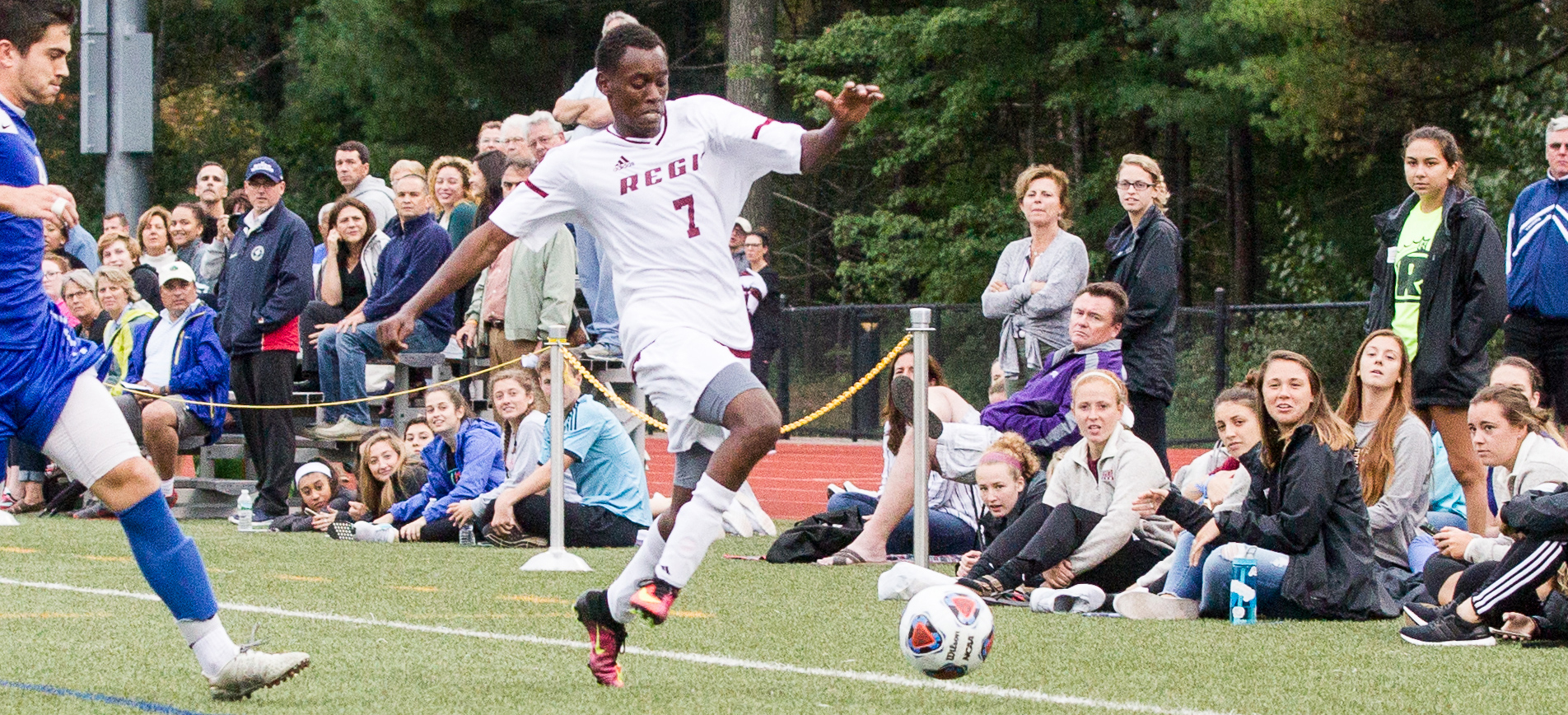 Men's Soccer Records 3-1 Win Over Suffolk