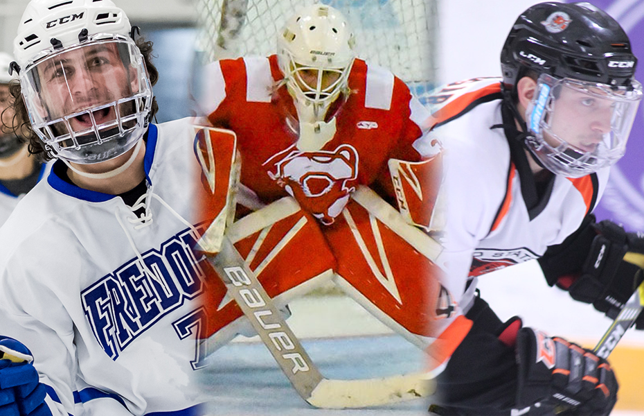 SUNYAC announces Men's Ice Hockey weekly award recipients
