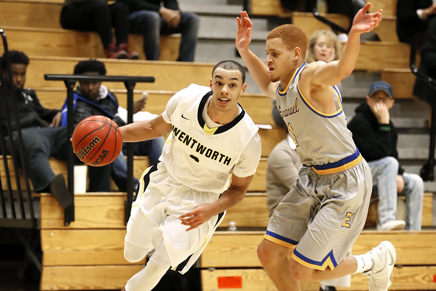 Men's Basketball Uses Second Half Run to Cruise Past Western New England
