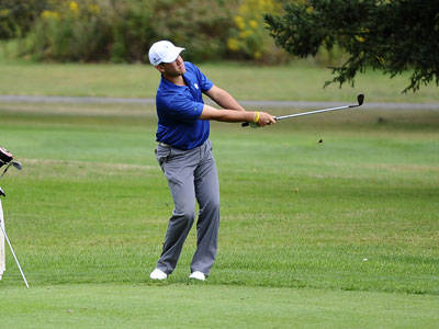 Men's Golf in Third, Josephson Tied for Second After Two Rounds of Adam Cup of Newport