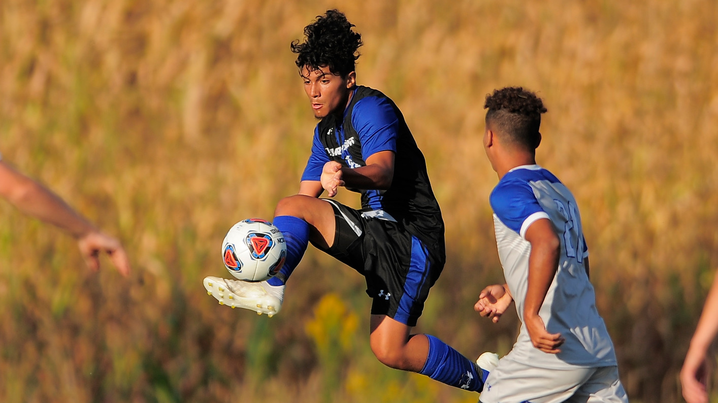 Men's Soccer Drops Tight Road Contest To Wilson