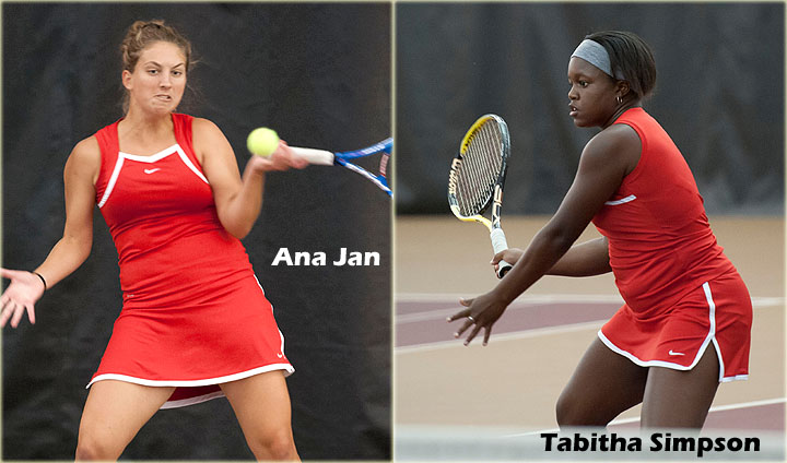 Two Bulldogs Claim Fall Women's Tennis All-GLIAC Accolades