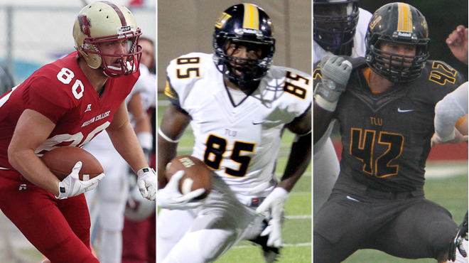 TLU's Peavy, Snowden; Austin College's Crawford Named to All-Region Team