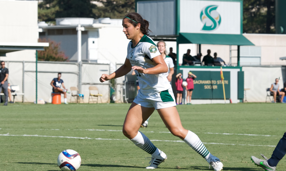 WOMEN'S SOCCER WINS THIRD STRAIGHT GAME WITH 1-0 VICTORY AT NORTHERN COLORADO
