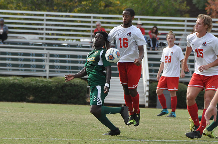 Men's Soccer: Panthers' bid for USA South Tournament ends with loss to Methodist