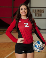 Courtney Darling, Illinois Tech