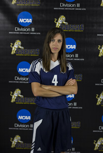 Walton receives Association of Division III Independents women's soccer Player of the Week award