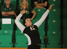 NAIA Volleyball Player of the Week ? No. 5