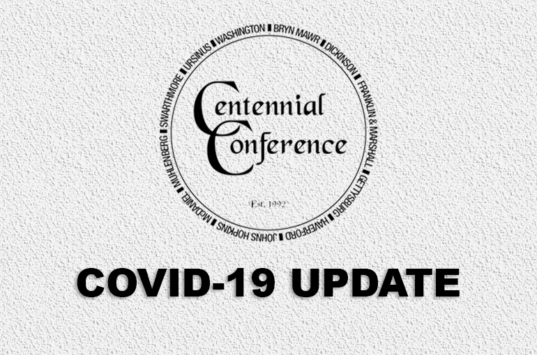 Centennial Conference Cancels Remaining Spring Competitions