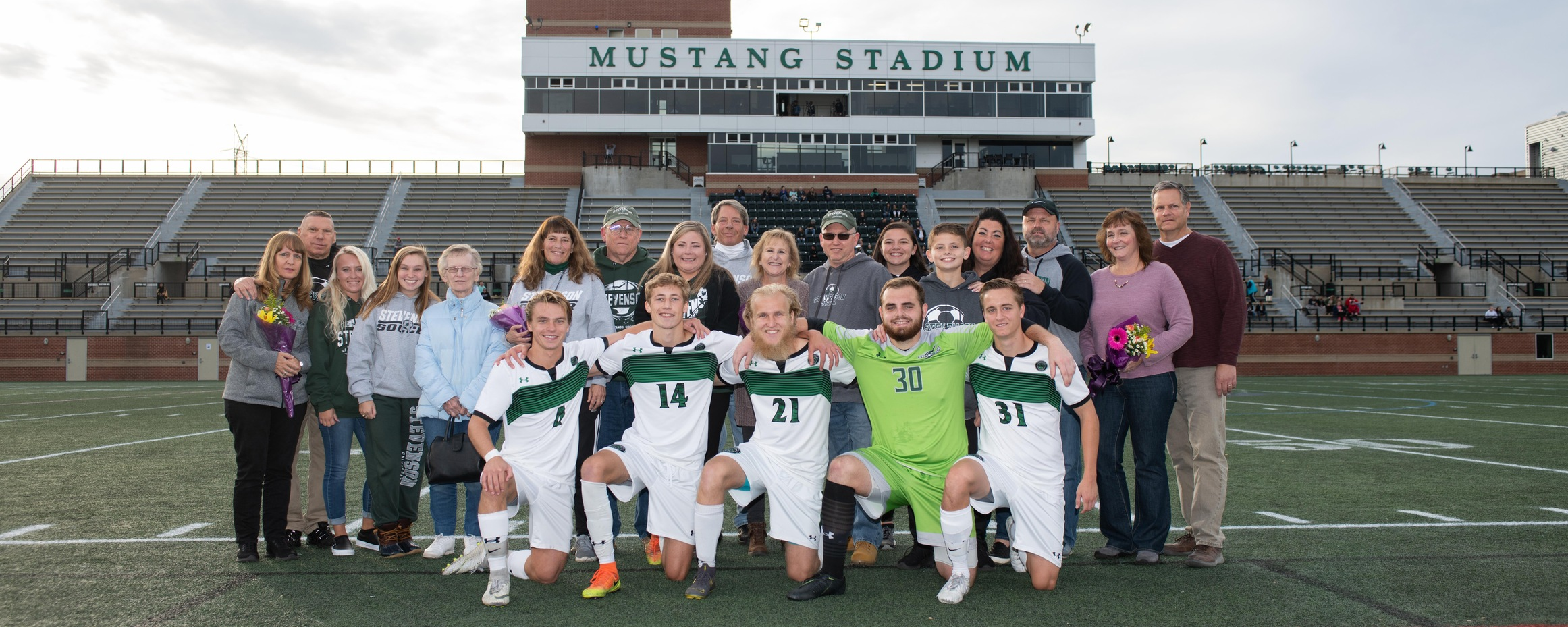 Opening Minute Goal Leads Lycoming Over Mustangs