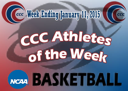 Beltz Named as CCC Player of the Week