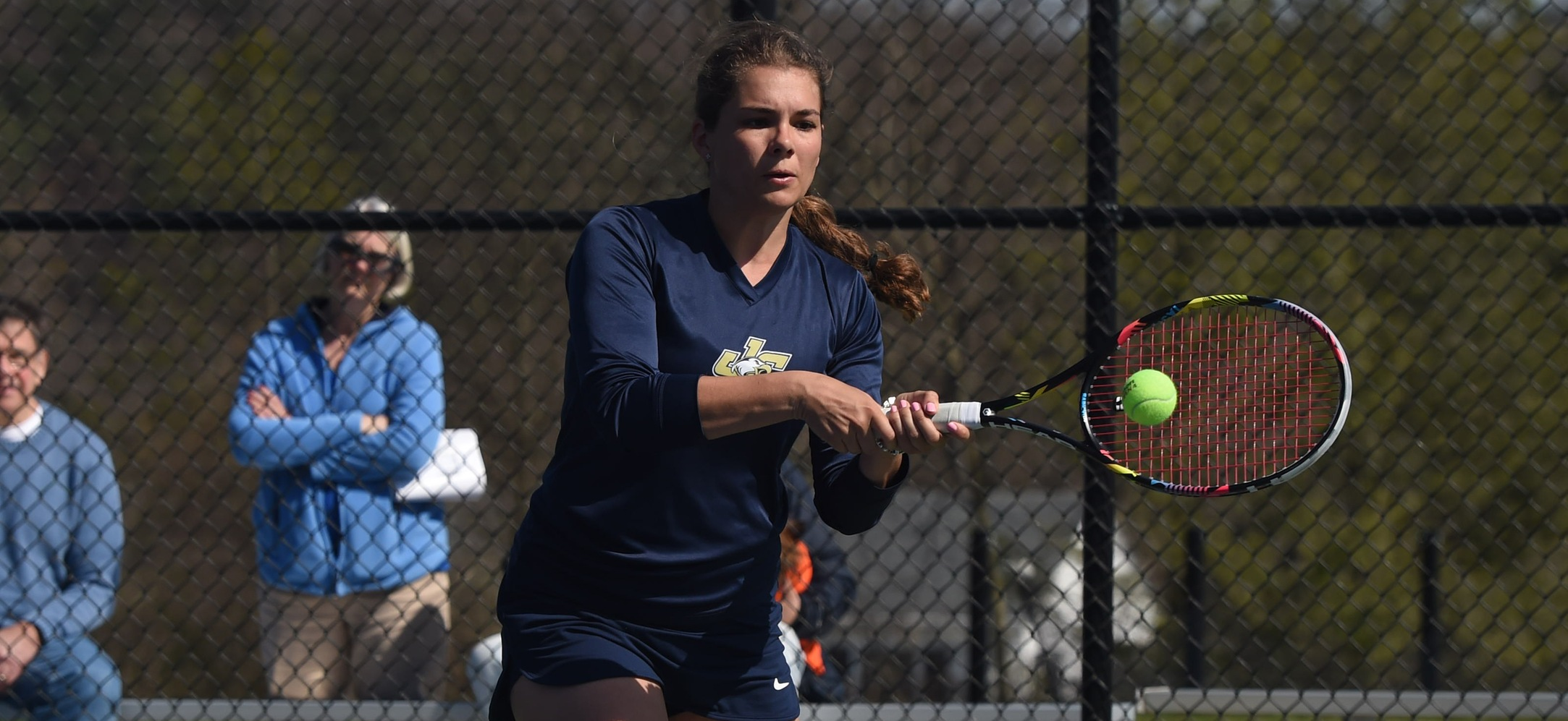 Womens Tennis Earns Conference Win Against Drew