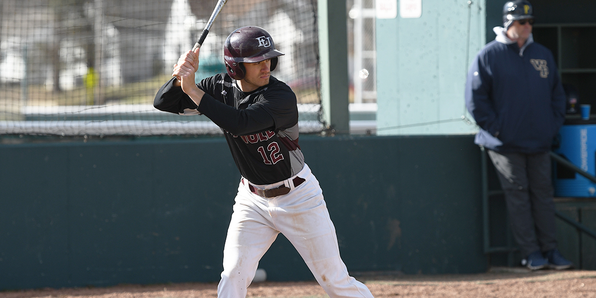 Patrick Gaul Named Heart Baseball Player of the Week