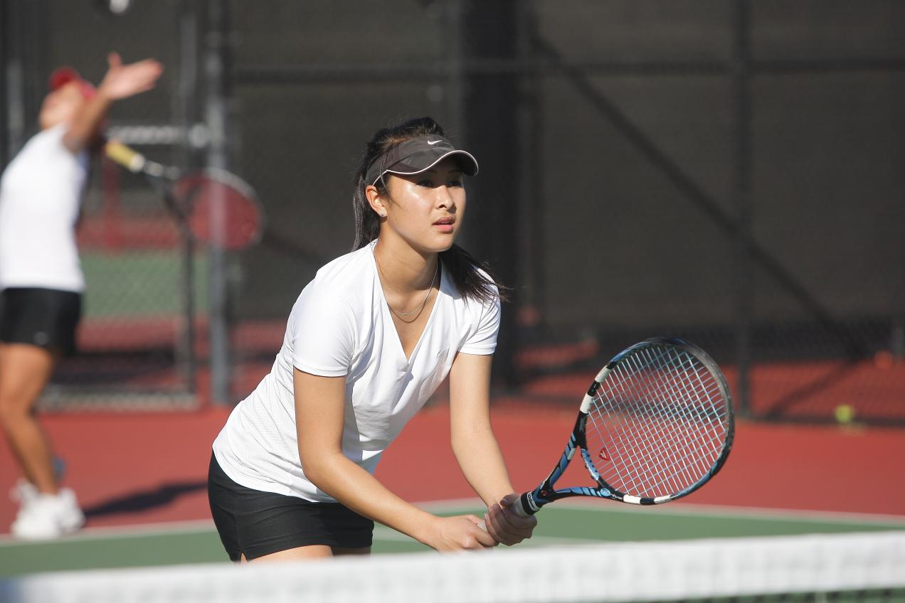 Women Tennis Nationally Ranked for Third Time in Program's History