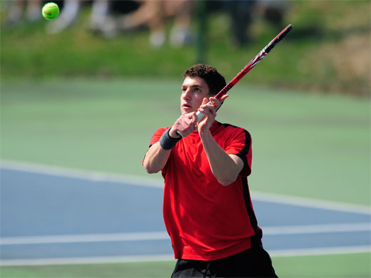 Doubles lineup leads Fords in win over USciences