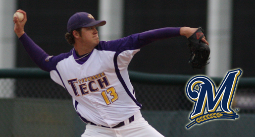 Archer to Milwaukee Brewers in 21st round of 2013 MLB Draft