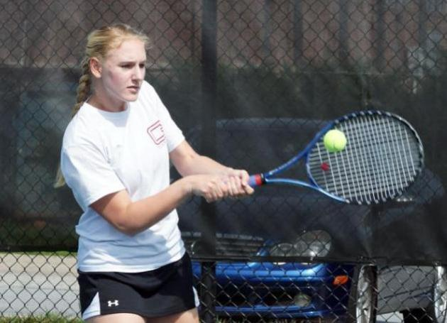 Quakers' Women Win Fifth Straight Tennis Match