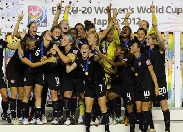 U.S. Wins U-20 World Cup, US Captain and Bronco Player, Julie Johnston, Wins Bronze Ball