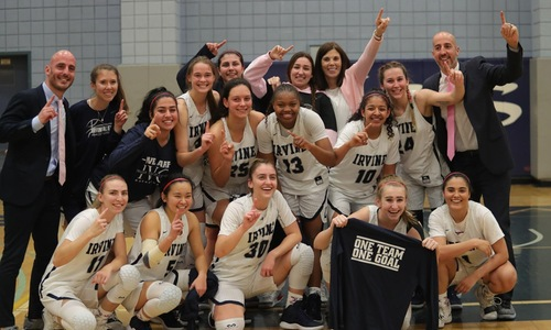 Irvine Valley Knocks Off Cypress Claiming Outright OEC Women's Basketball Title