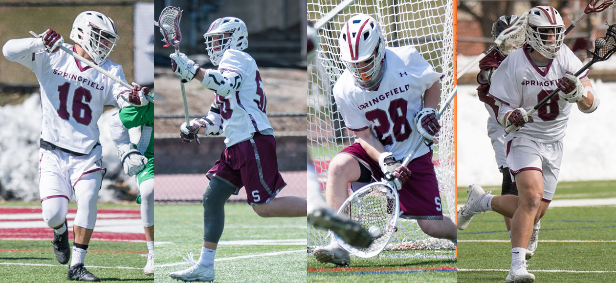 Four Men's Lacrosse Student-Athletes Play In NEILA East-West Senior All Star Game