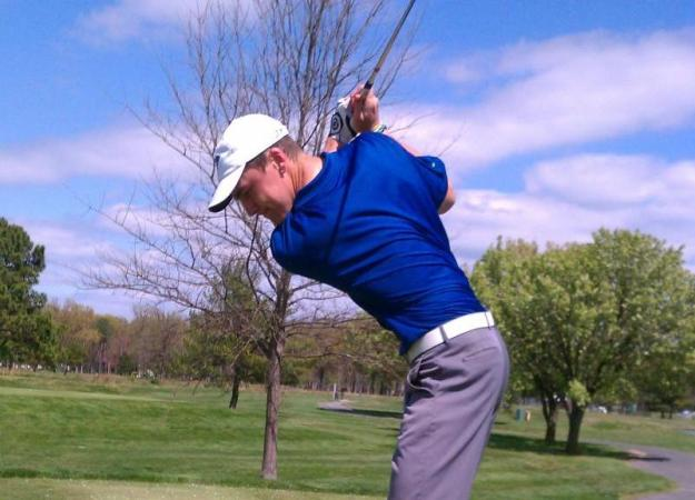 Fanion Tabbed Golfer of the Week