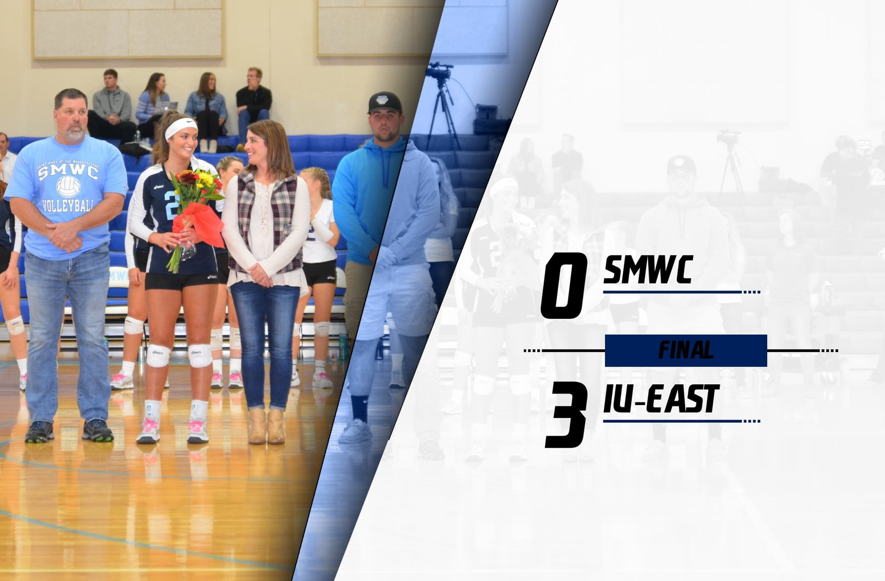 Volleyball Falls to Missouri Baptist 3-0 Despite Impressive Team Performance