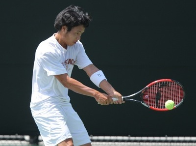 Wang One of Three Top Seeds to Reach NCAA Quarters